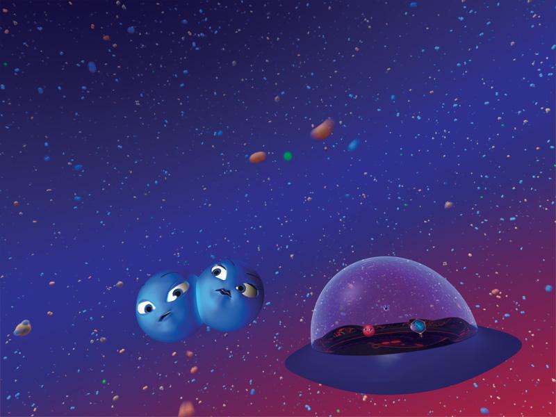 Molecules to the MAX scene 11