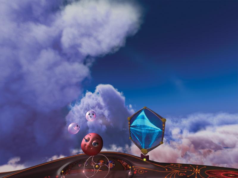 Molecules to the MAX scene 2
