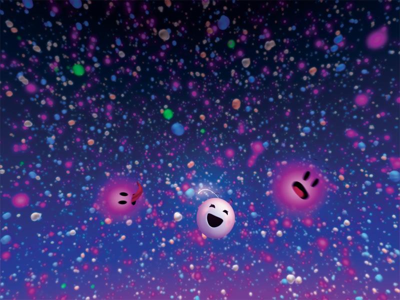Molecules to the MAX scene 7